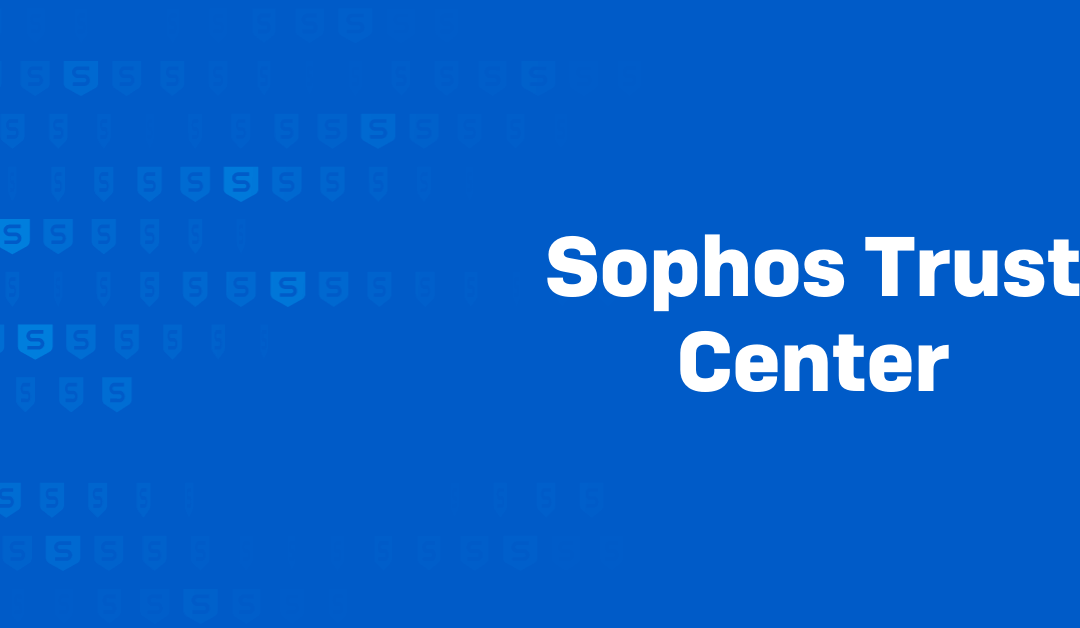 Новый Sophos Trust Center: вопросы и ответы с Россом МакКерчаром, CISO Sophos