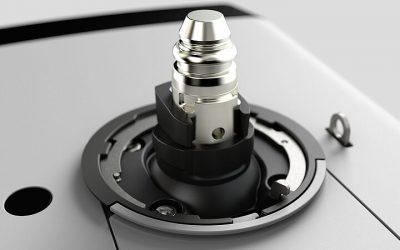 Всего один шестигранный ключ: получен патент на систему крепления для одного человека Mountera® от Dallmeier